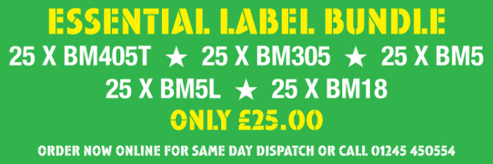 Special - Essential Label Bundel