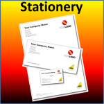 gas safe forms - stationery