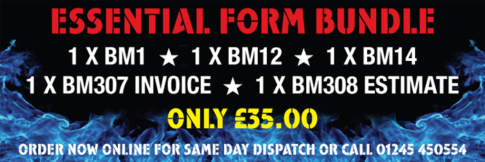 special - essential form bundel
